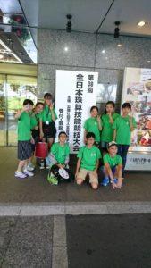 第38回全日本珠算技能競技大会by香川県支部
